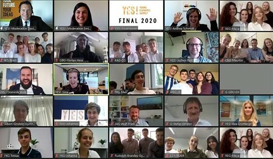 Zoom Teams Call YES! Finak 2020